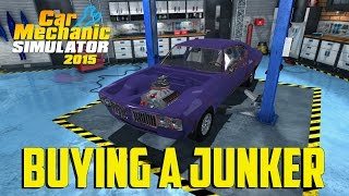 Download Car Mechanic Simulator 2015 - Buying a Junker Video