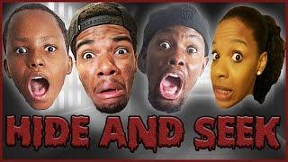Download SCREAMING LIKE A GIRL PLAYING HIDE N SEEK IN THE DARK! Video
