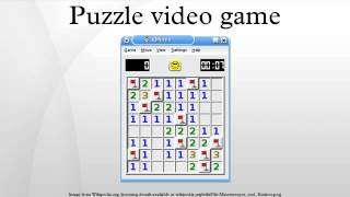 Download Puzzle video game Video