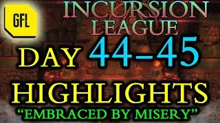 Download Path of Exile 3.3: Incursion League DAY # 44-45 Highlights ″Embraced by misery″ Video