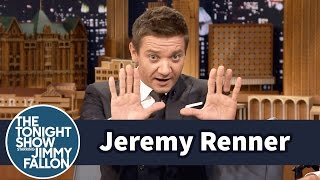 Download Jeremy Renner's Arrival Director's Accent Kept Him Laughing on Set Video