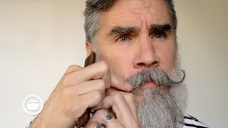 Download Handlebar Mustache with Loose Curl Tutorial | Greg Berzinsky Video