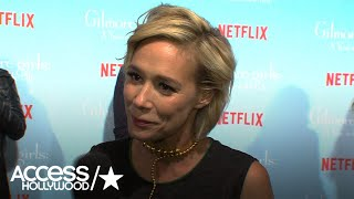 Download 'Gilmore Girls': Liza Weil 'Didn't Realize How Much' She'd Missed Playing Paris Video