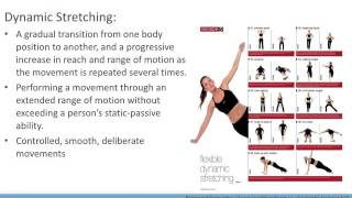 Download ACSM Guidelines for Flexibility Training Video