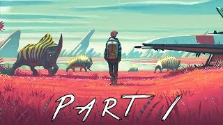 Download No Man's Sky Walkthrough Gameplay Part 1 - Planets (PS4) Video