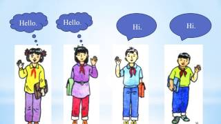 Download Tiếng Anh lớp 6 Bài 1 Greetings - Part A Hello Video