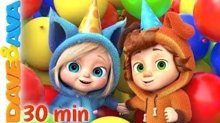 Download 🎁 Happy Birthday | Baby Songs and Nursery Rhymes by Dave and Ava 🎁 Video