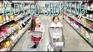 Download KIDS DO THE SHOPPING! - June 10, 2016 - ItsJudysLife Vlogs Video