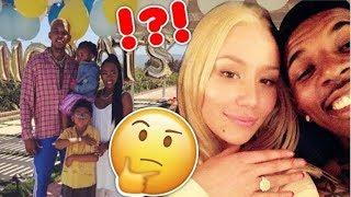 Download #NickYoung CL0WNED For PR0POSING TO #IggyAzalea but N0T His Longtime GF Keonna Green Video