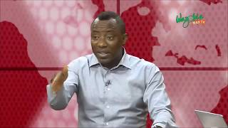 Download Sowore : I Knew The Election Wasn't Going To Hold & Was Not Surprise Video