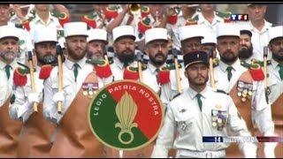 Download ″LEGIO PATRIA NOSTRA″.La légion étrangère.French Foreign Legion .Défilé 14 juillet 2012 Video