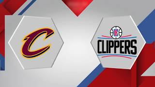 Download Cleveland Cavaliers vs. Los Angeles Clippers - March 9, 2018 Video