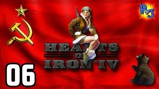 Let's Play Hearts of Iron 4 Soviet Union | HOI4 USSR Elite Gameplay