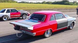Download Ohio Street Outlaws! (Our First List Race) Video
