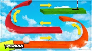Download IMPOSSIBLE CUSTOM MINIGOLF HOLES! (Golf with Your Friends) Video