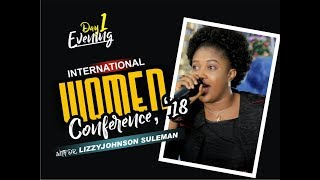 Download International Women Conference 2018,. Day 1 Evening With Dr. Lizzy Johnson Suleman Video