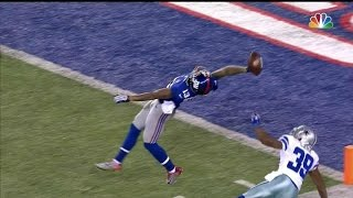 Download Top 5 One Handed Catches in Football History Video