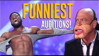 Download Top 10 FUNNIEST Auditions Of The Decade on @America's Got Talent Will Make You LOL😂 Video