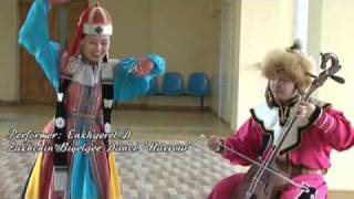 Download Mongol Biyelgee: Mongolian traditional folk dance Video