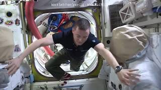 Download Nasa Astronaut Jack Fischer - Tour of The International Space Station Video