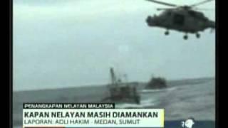 Download Dua Kapal Nelayan Malaysia Masih Ditahan di Belawan Video