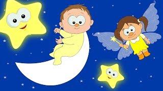 Download Lullaby - Twinkle Twinkle Little Star | Lullabies For Babies | Bedtime Songs | HooplaKidz TV Video