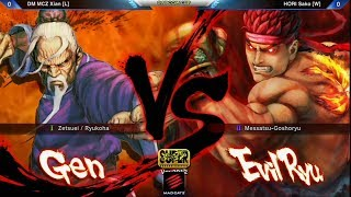 Download Xian (Gen) vs Sako (Evil Ryu) - Capcom Cup 2013 SSF4: AE Ver. 2012 Grand Finals Video