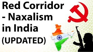Download Red Corridor – Naxalism in India & Its future – Report released by Ministry of Home affairs Video