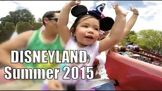 Download DISNEYLAND Summer 2015 ! - July 22, 2015 - ItsJudysLife Vlogs Video