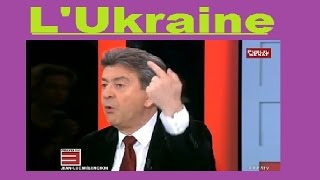 Download J-L Mélenchon : le problème n'est pas la Russie mais bien les États-Unis Video