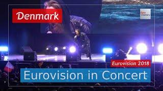 Download Denmark Eurovision 2018 Live: Rasmussen - Higher Ground - Eurovision in Concert Video