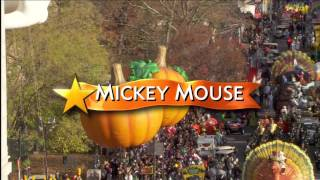 Download The Start of the 2011 Macy's Thanksgiving Parade Video