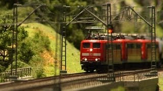 Download Largest Model Train of the World Video