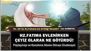 Download Hz. Fatıma ve Hz. Ali'nin İbretlik Evliliği - Can Demiryel Video