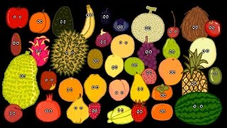 Download Fruit Song - The Kids' Picture Show (Fun & Educational Learning Video) Video