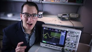 Download Weird Acquisition Modes - Oscilloscope How To - The 2-Minute Guru (s1e4) Video