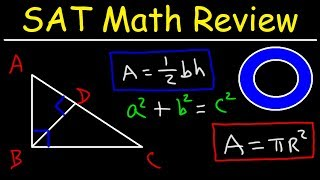 Download SAT Math Test Prep Online Crash Course Algebra & Geometry Study Guide Review, Functions,Youtube Video