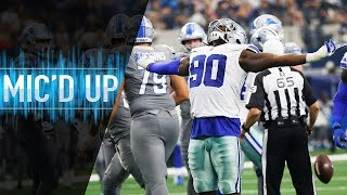 Download Demarcus Lawrence Mic'd Up vs. Lions ″We EAT Lions, Tigers, Bears We Dont Care!″ | NFL Films Video