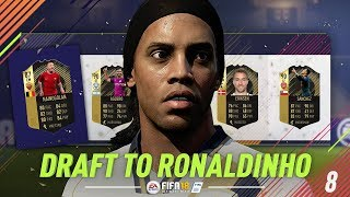 Download MY HIGHEST RATED DRAFT! | DRAFT TO RONALDINHO #8 | FIFA 18 Ultimate Team Video