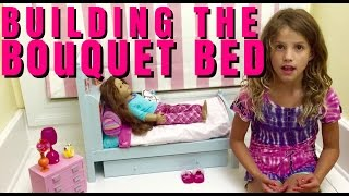 Download Setting Up American Girl Doll Bouquet Bed Video