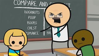 Download Classroom - Cyanide & Happiness Shorts Video