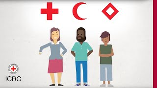 Download The red cross, red crescent and red crystal. What do they mean? In one word: protection. Video