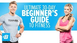 Download Ultimate 30-Day Beginner's Guide To Fitness | Training Program Video