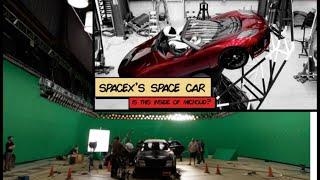 Download NASA - Busted! Huge Green Screen, Wires and Harnesses at Nasa Facility Video