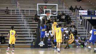 Download !!Dover players Show OFF Jordan Allen hits a 3 and Dunks, Woodlin gets a DUNK too Video