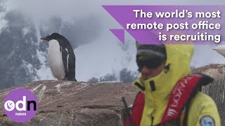 Download The world's most remote post office is recruiting Video