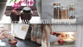Download Zero Waste Kitchen Tips - How to reduce your waste in the kitchen Video