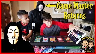 Download GAME MASTER RETURNS | DROP MIX | D&D SQUAD BATTLES Video