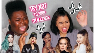 Download TRY NOT TO SING CHALLENGE W/ DENZEL DION Video