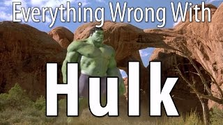 Download Everything Wrong With Hulk In 14 Minutes Or Less Video